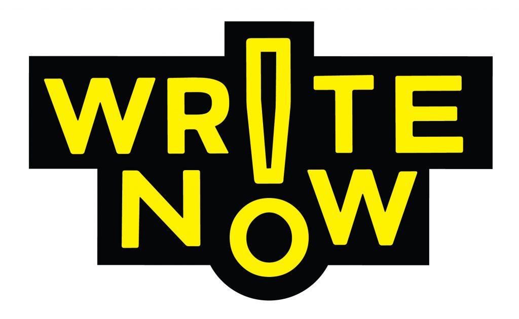Write Now! 2017 van start