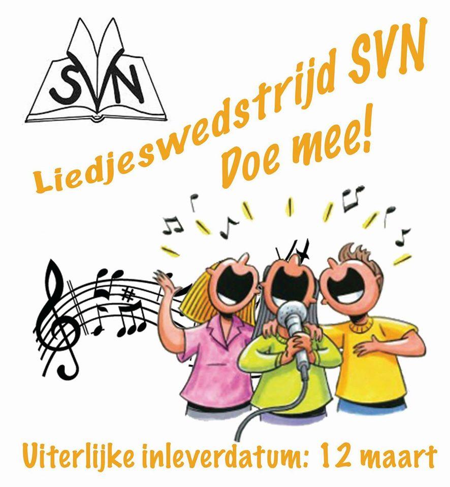 Liedjeswedstrijd SVN