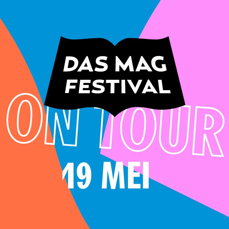 Das Mag Festival gaat On Tour! - Leesclubs van Vlieland tot Breda