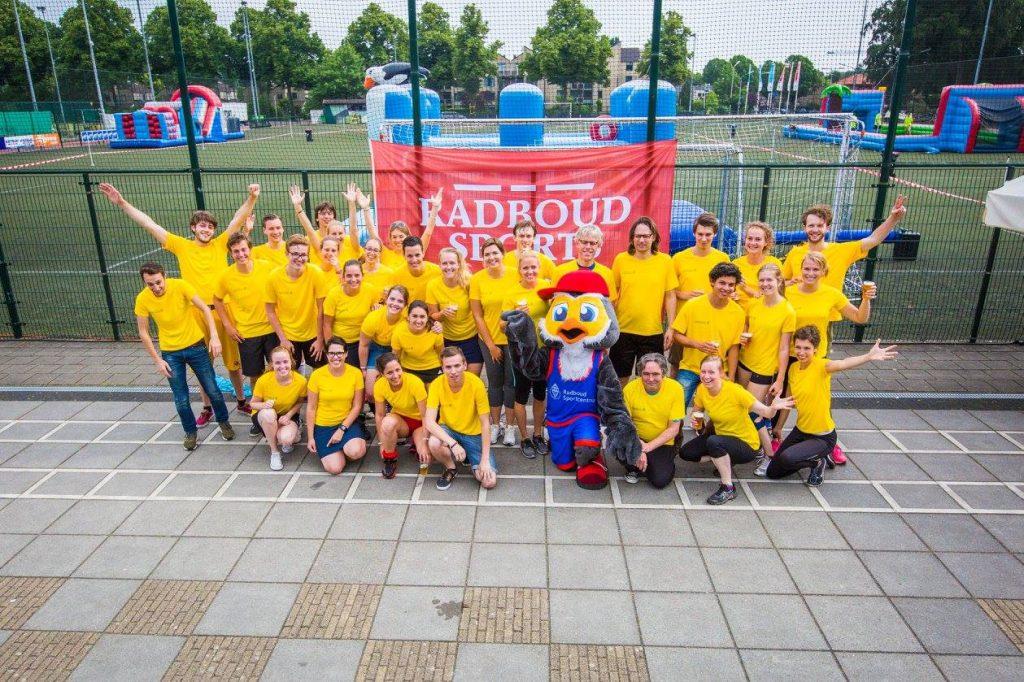 Radboud Sports 2017: jij doet toch ook mee?