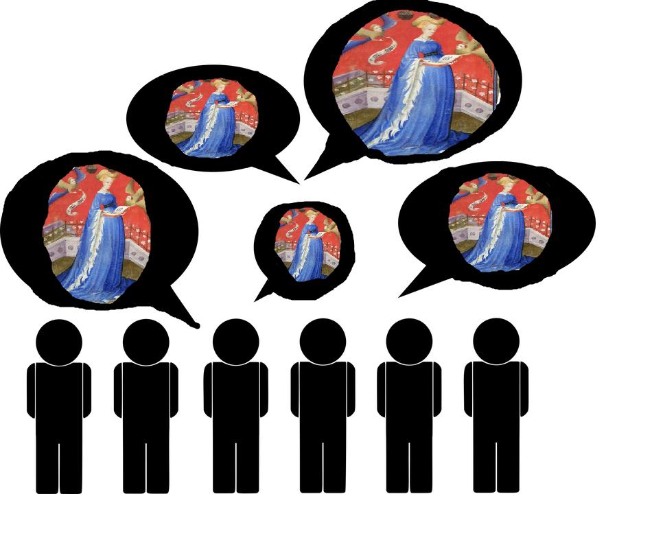 15 maart: Maria van Gelre | Vreemde talen verstaan