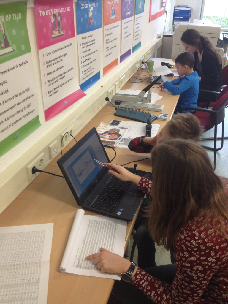 Testers gezocht voor taalontwikkeling in tweetalig basisonderwijs