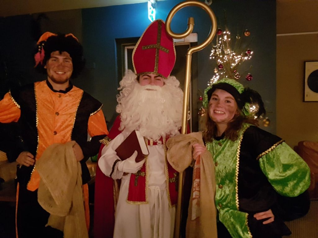 SVN: Sinterklaasvereniging Voor Neerlandici